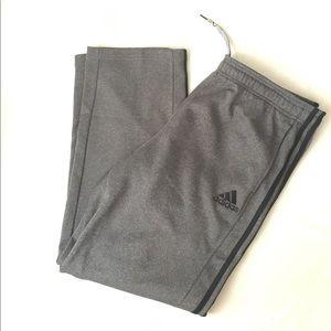 Adidas Essential Fleece Pant, Men, XL, Gray